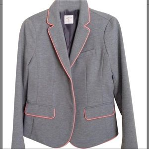 Gap Academy Blazer with pink piping
